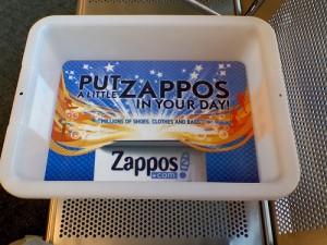 Zappos logo via Flickr by Ben Spark