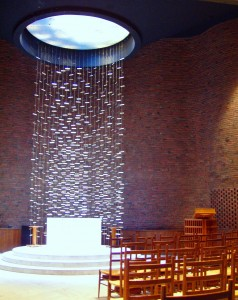MIT Chapel, Cambridge Mass via Wikipedia