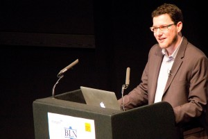 Eric Ries on Lean Startup methodology, via Wikipedia