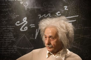 Einstein image via Flickr by Sebastian Niedlich